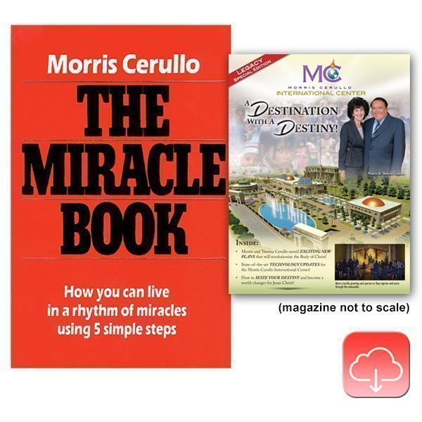 The Legacy Magazine and The Miracle Book E-Book