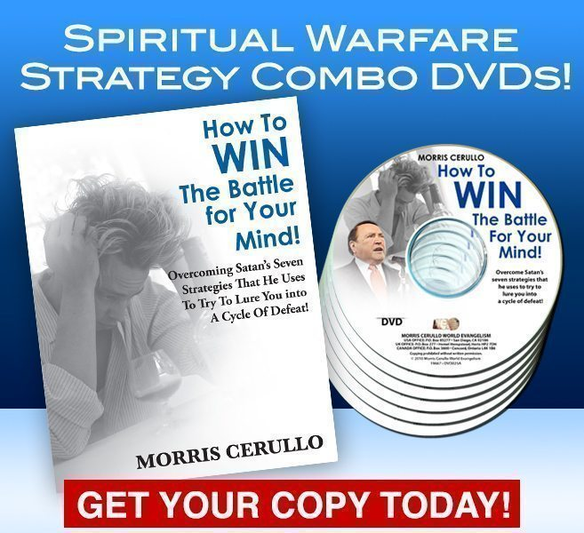 How to Win the Battle for Your Mind DVD & VML Package