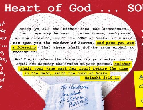 5 Prophetic Promises